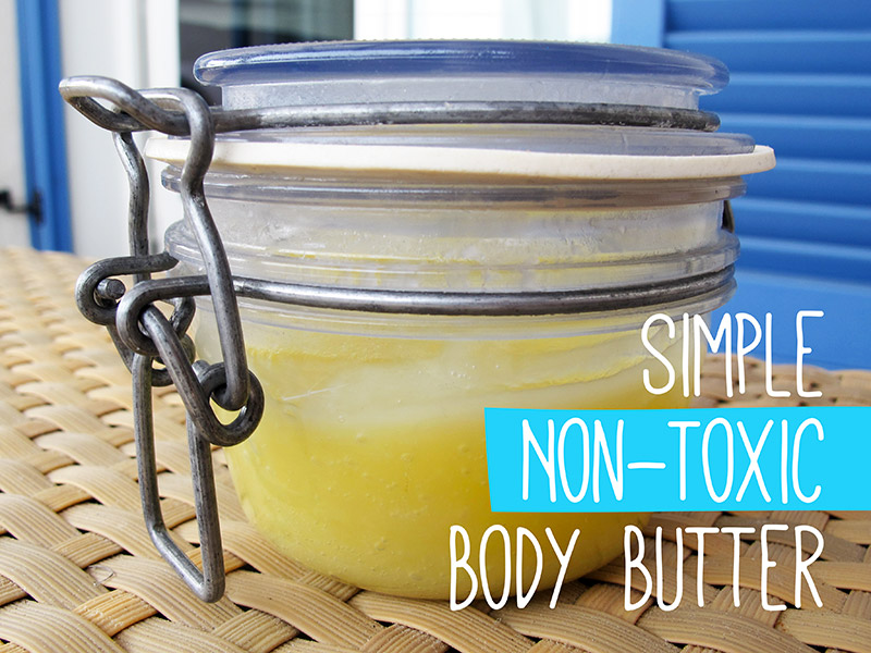 Simple Body Butter