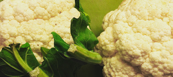 Two cauliflowers are better than one