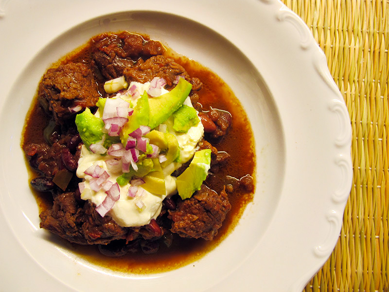 Slow Cooker Mexican Beef Stew